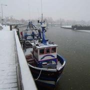 Etoile du matin en hiver janvier 2013