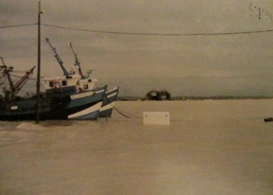 Inondation Digue Mercier