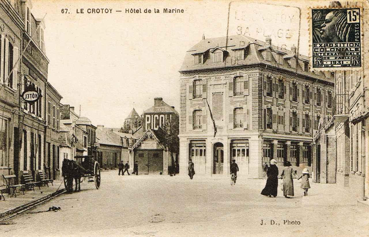 L'Hôtel Picardy transformé en résidence