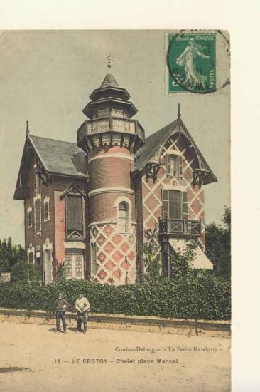 La villa Minuta Rue Albain Leconte
