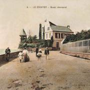 Le quai Léonard