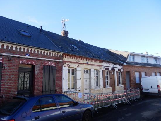 Maisons abandonnees 35 37 rue de la prison jeanne d arc